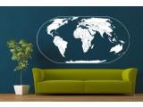 Mapa sveta sa državnim granicama