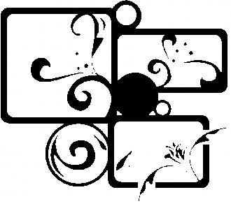Cveće kvadrati