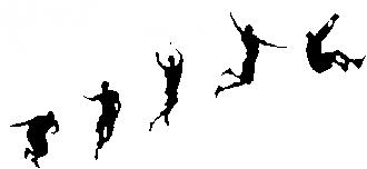 Košarka serija pokreta