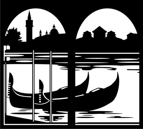 Gondole Venecije