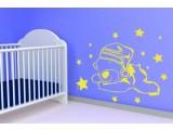 Meda spava sa zvezdama