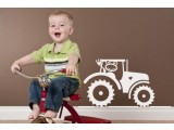 Traktor žaba sa srcem