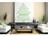 Božić tipografija
