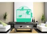 Kavez sa tri ptice