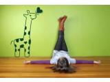 Žirafa i leptirić