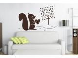 Veverica sa srcem